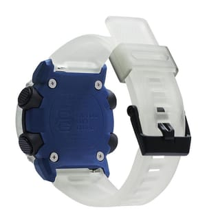 Armbanduhr Limited Edition - Weiss und Blau