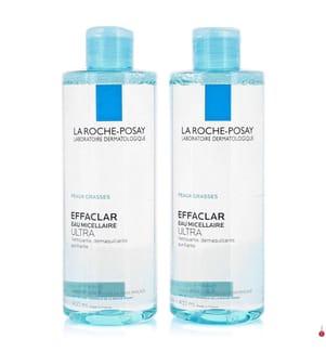 2er-Set Mizellen Reinigungswasser Effaclar - 2 x 400 ml