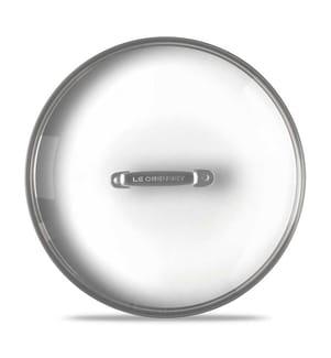 LE CREUSET - Glasdeckel 31 cm - Transparent