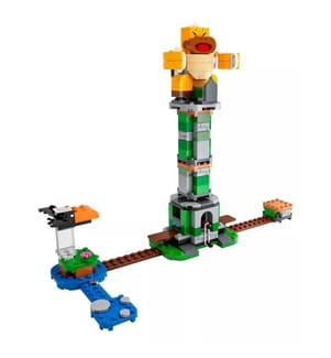 LEGO 71388 - Kippturm mit Sumo-Bruder-Boss - Erweiterungsset