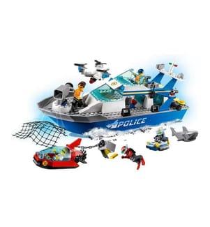 LEGO 60277 - Polizeiboot