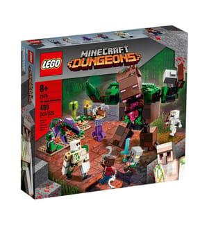 LEGO 21176 - Die Dschungel Ungeheuer