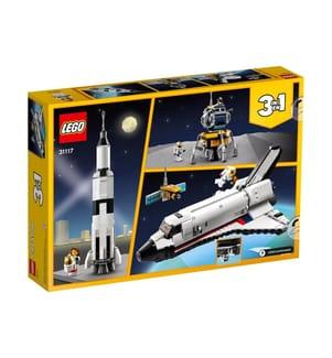 LEGO 31117 - Spaceshuttle-Abenteuer