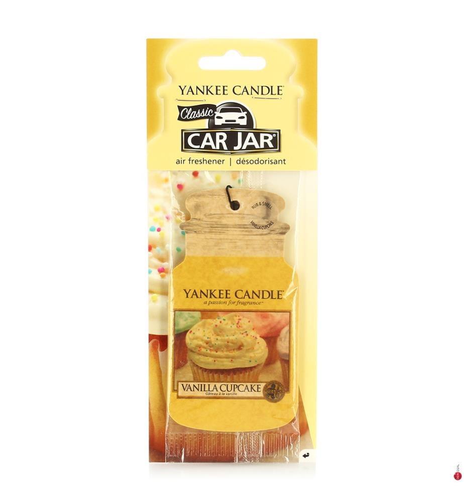 YANKEE CANDLE - Auto-Duftbaum Vanilla Cupcake