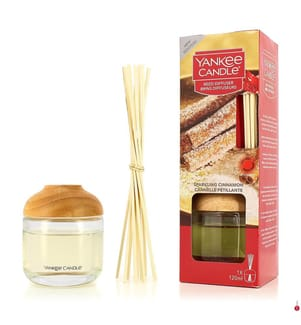 YANKEE CANDLE - Duftspender Sparkling Cinnamon - 120 ml