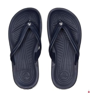 CROCS - Flip-Flops Crocband Flip - Marinblau