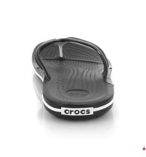 CROCS - Flip-Flops Crocband Flip - Schwarz