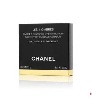 Lidschatten-Palette Chanel Les 4 Ombres #268 Candeur et Experience - 2 g
