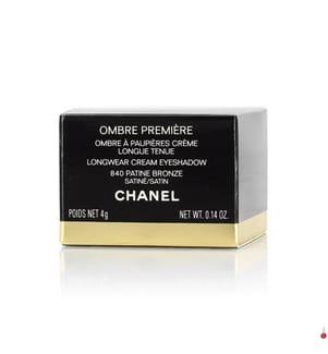 Creme-Lidschatten Chanel Ombre Première #840 Patine Bronze - 4 g