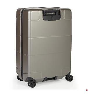 VICTORINOX - Gepäcktasche Lexicon Hardside Medium - Silber