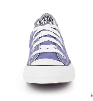 CONVERSE - Sneakers Color Chuck Taylor All Star Low - Blau
