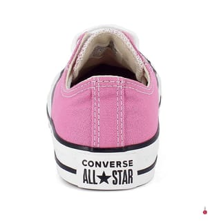 CONVERSE - Sneakers Color Chuck Taylor All Star Low - Rosa