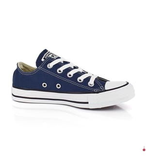 CONVERSE - Sneakers Low-Top - Marinblau