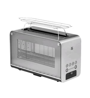 WMF - Glas-Toaster Lono, 1300 W, Silber