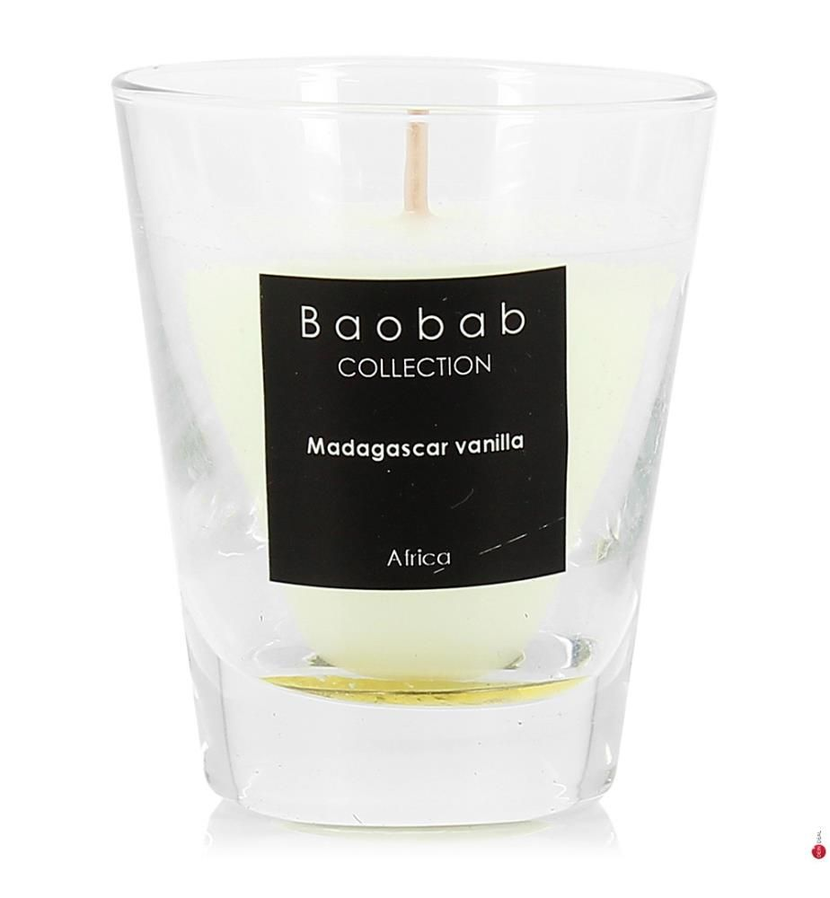 BAOBAB - Duftkerze Mini Max One Madagascar Vanilla - 6.5 cm
