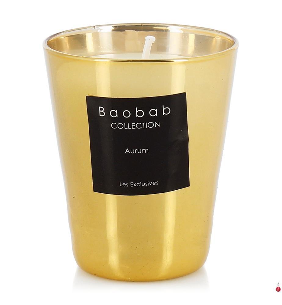 BAOBAB -  Duftkerze Arum - 6.5 cm