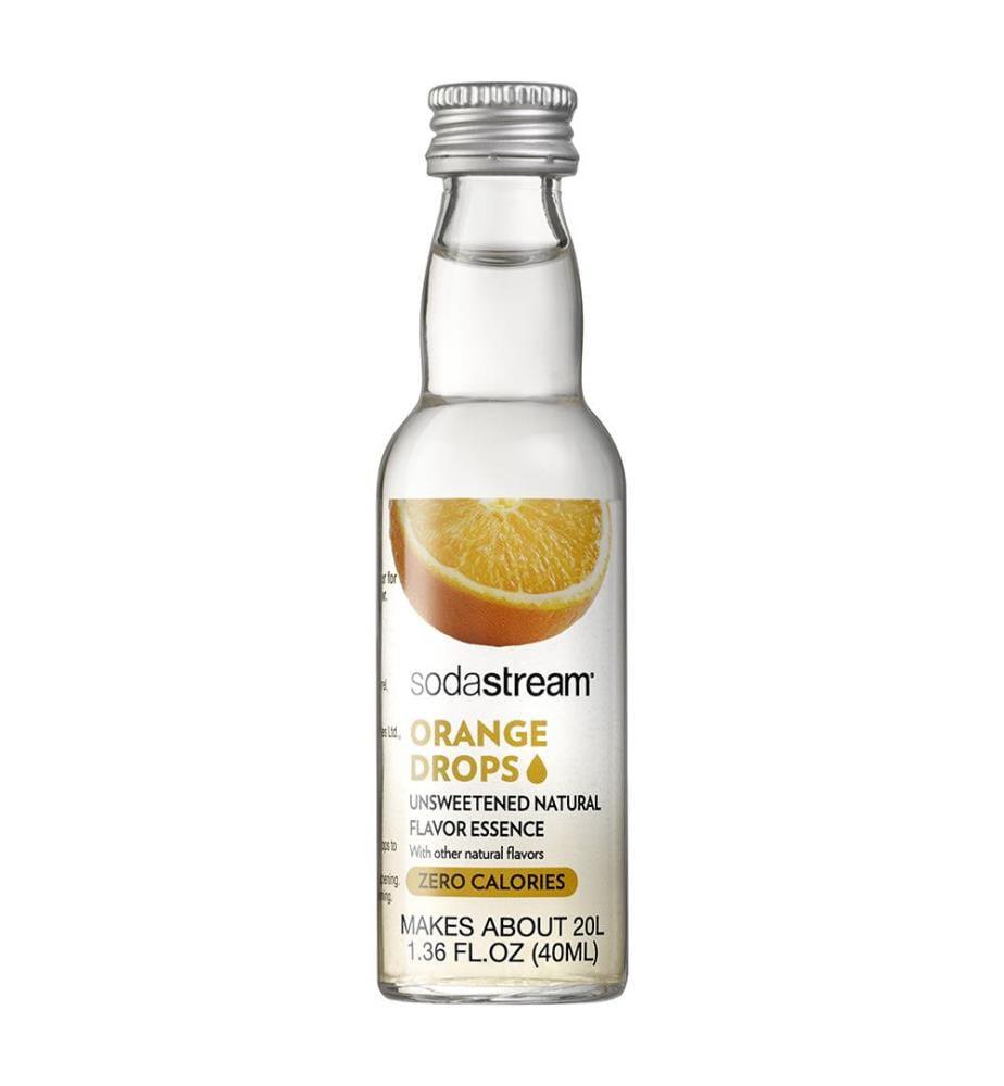 SodaStream - Orange Fruit Drops Sirup - 40ml