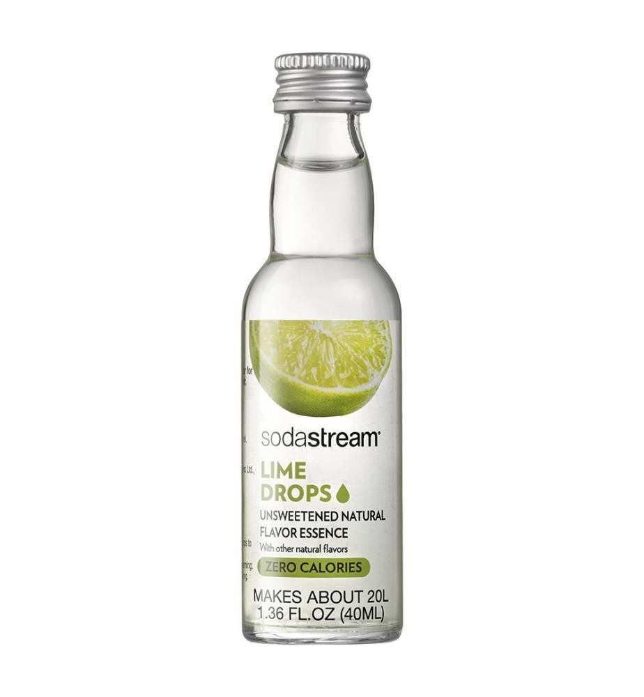 SodaStream - Fruit Drops Limettensirup - 40ml