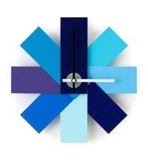 NORMANN COPENHAGEN - Watch Me Wanduhr - Blue