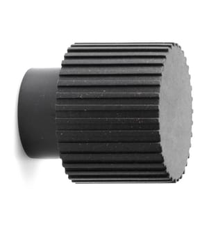 NORMANN COPENHAGEN - Chip Haken Small 5 x Ø 4,6 cm - Black