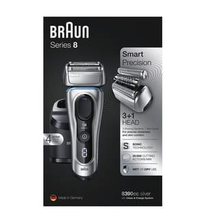 BRAUN - Series 8 - 8390cc