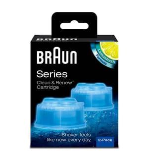 BRAUN - Clean & Renew Reinigungskartuschen - 2 Stück