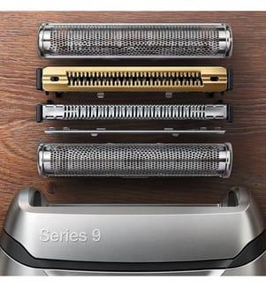 BRAUN - Series 9, 9345s Wet&Dry Graphite