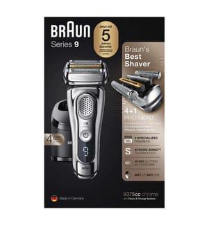 BRAUN - Series 9, 9375cc Wet&Dry