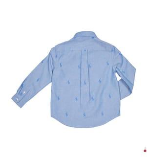 Hemd Small Pony - Blau