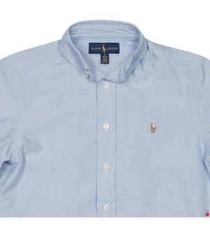 Hemd Ralph Lauren - Blau