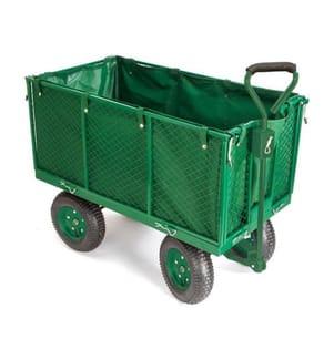 INKAZEN - Aufbewahrungs- Trolley Cross Pro XXL Grün
