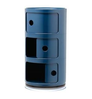 KARTELL - Baukastenelemente Componibile - Blau
