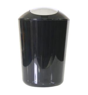 5-Liter Mülleimer - Schwarz