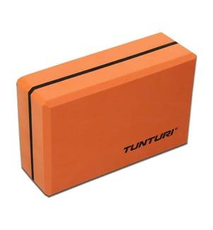 TUNTURI - Yoga Block Brick Orange