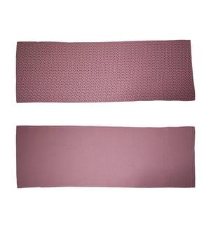 TUNTURI - Yoga-Handtuch - Rosa