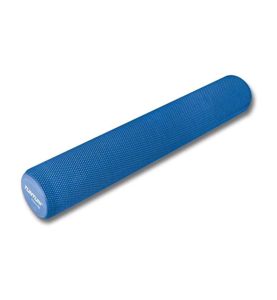 TUNTURI - Yoga Massage Roller 90 cm Blau