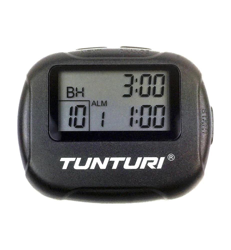 TUNTURI - Stoppuhr - Schwarz