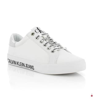 CALVIN KLEIN - Sneakers - Weiss