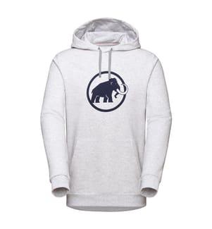 Kapuzenpullover Mammut Logo - Highway melange PRT1