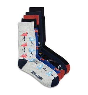 5er-Pack Socken - Multicolor