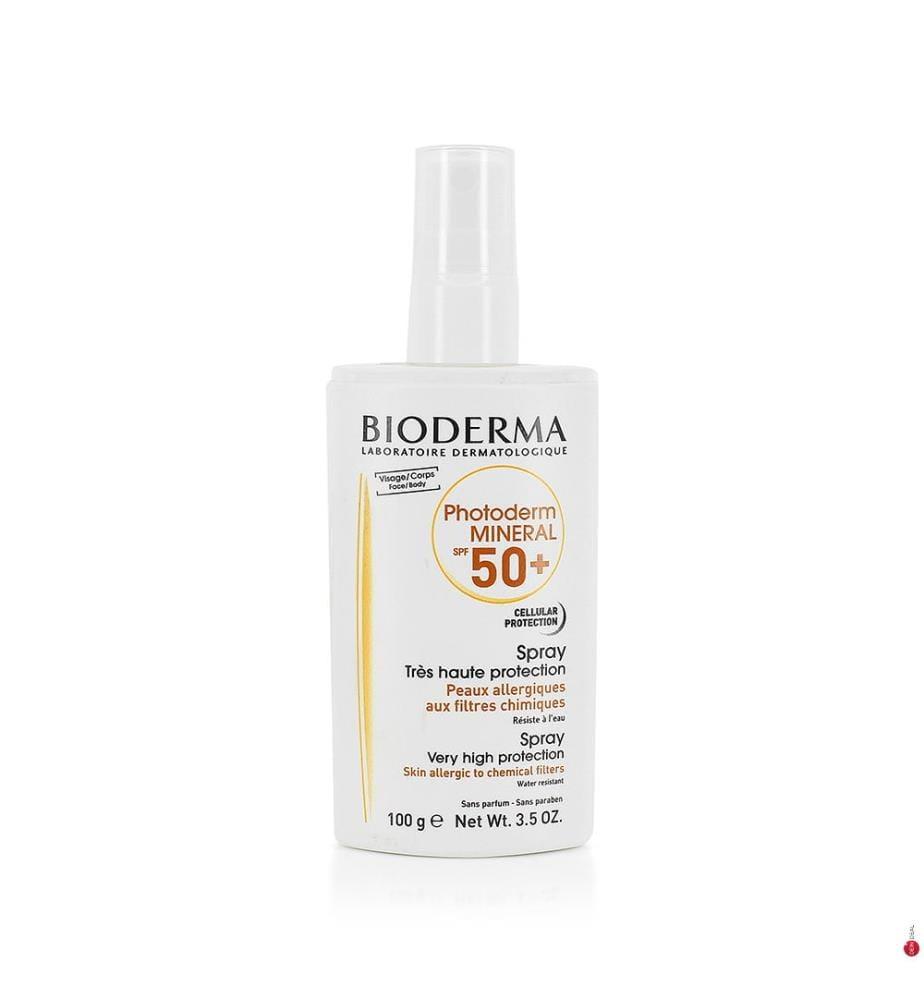 Sonnenspray Photoderm Mineral SPF50+ - 100 ml
