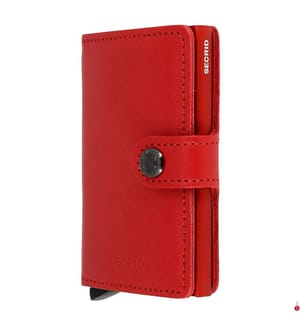 SECRID - Portemonnaie Original - Rot