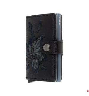 SECRID - Portemonnaie Sitch - Schwarz