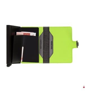 SECRID - Portemonnaie MiniWallet - Gelb