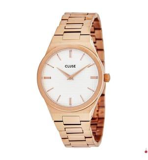 CLUSE - Armbanduhr Vigoureux - Roségold