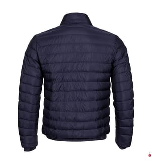 WOOLRICH - Steppjacke Bering Jacket, Marinblau