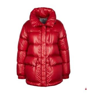 WOOLRICH - Steppjacke Polar, Rot
