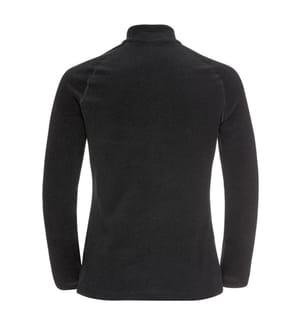 Fleece-Pullover Rigi - Schwarz