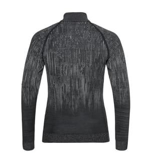 Fleece-Pullover - Schwarz
