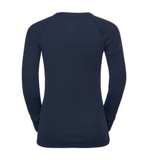 Funktions-Langarmshirt Active Warm - Marinblau